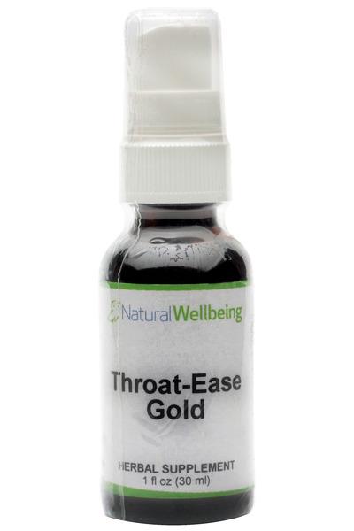 Throat-Ease Gold Spray