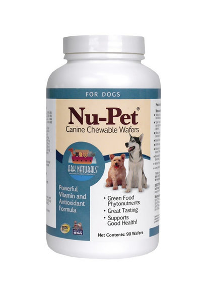 Nu-Pet Vitamin & Antioxidant Wafers by Pet Wellbeing