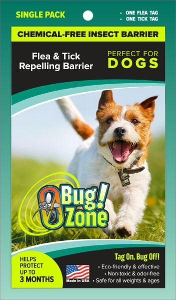 0Bug!Zone for dogs by Pet Wellbeing