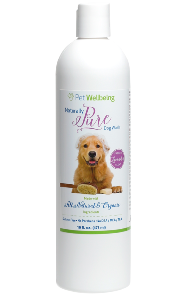 Naturally Pure Dog Wash by Pet Wellbeing