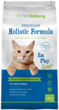 Premium Holistic Formula for Cats & Kittens