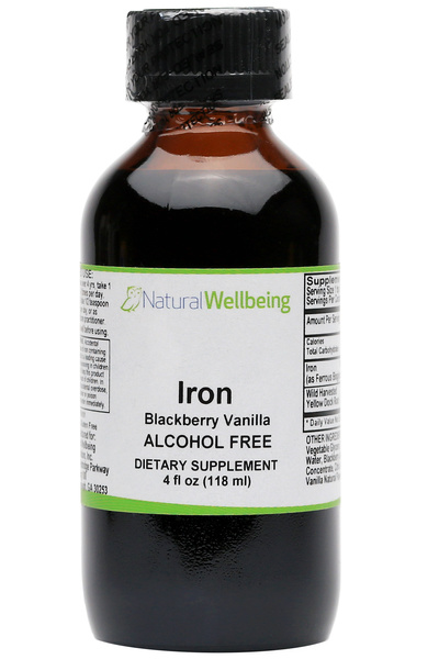 Iron Chelate - Liquid