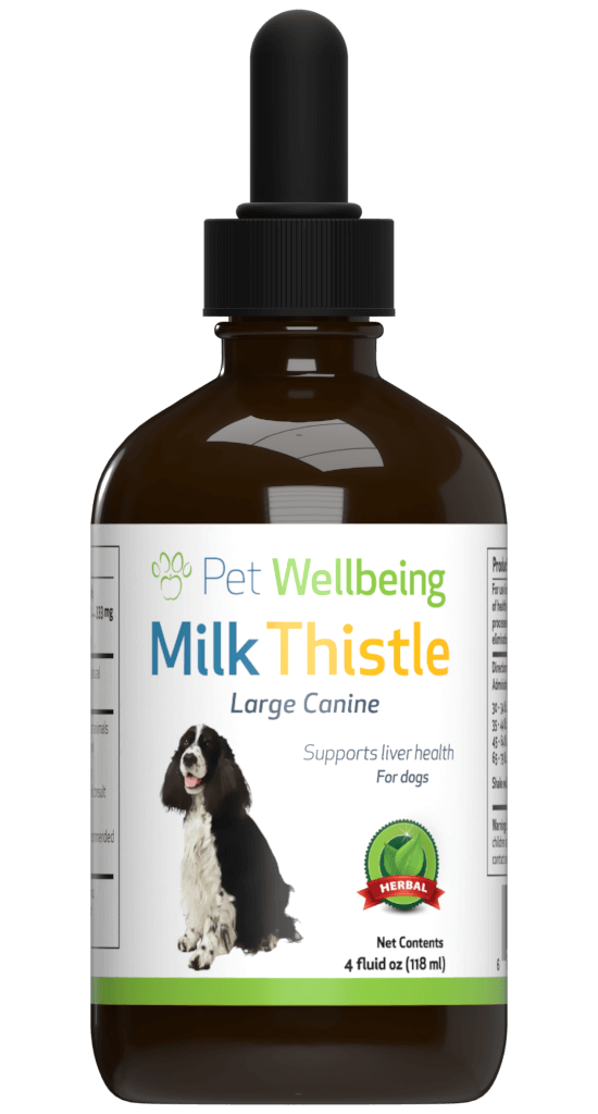 Pet Wellbeing Milk Thistle For Cats