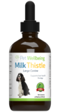 Milk Thistle for Dog Liver Disease - Large Breeds