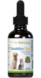 Dandelion Root for Dog Liver Support