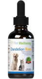 Dandelion Root for Cat Liver and Digestive Support