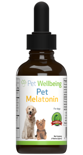 Pet Melatonin for Dogs by Pet Wellbeing