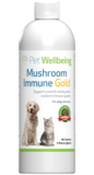 Mushroom Immune Gold for Canine Cancer Support