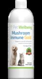 Mushroom Immune Gold for Feline Deep Immune Support