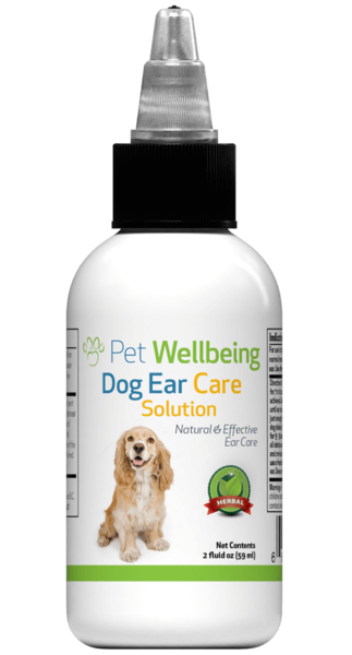 Dog Ear Care Solution