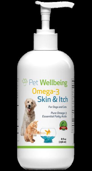Omega 3 Skin & Itch