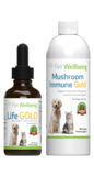 More Mushrooms Kit for Dog Cancer