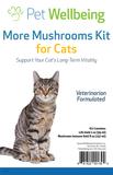 More Mushrooms Kit for Cat Cancer