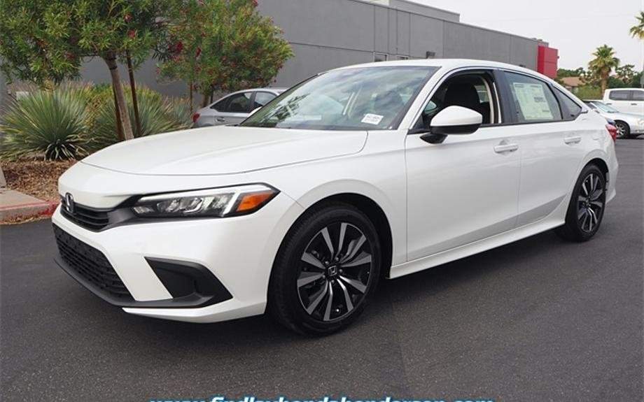 New 2022 Honda Civic Sedan - Findlay Honda Henderson Henderson, NV