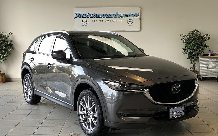 Certified 2019 Mazda CX-5 Grand Touring Reserve