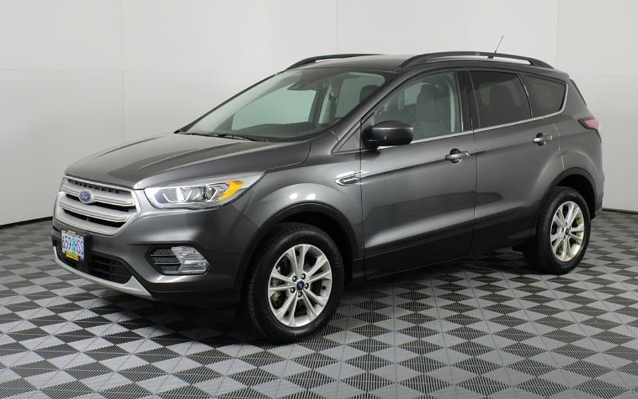 Certified 2018 Ford Escape - Kendall Ford of Eugene Eugene, OR