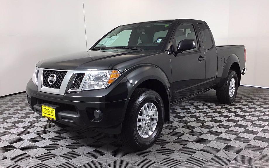 Pre-Owned 2019 Nissan Frontier
