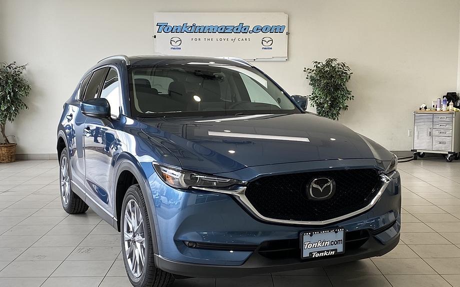 New 2021 Mazda CX-5 - Ron Tonkin Mazda Portland, OR