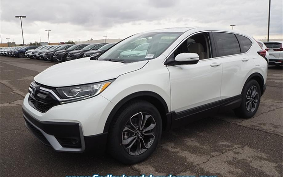 New 2021 Honda CR-V - Findlay Honda Henderson Henderson, NV