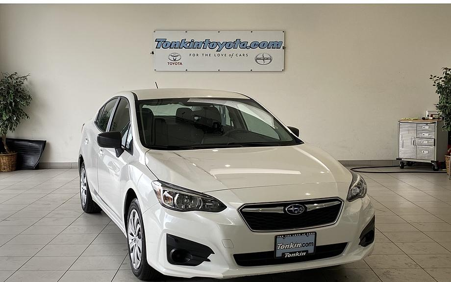 Used 2018 Subaru Impreza - Tonkin2U Portland, OR