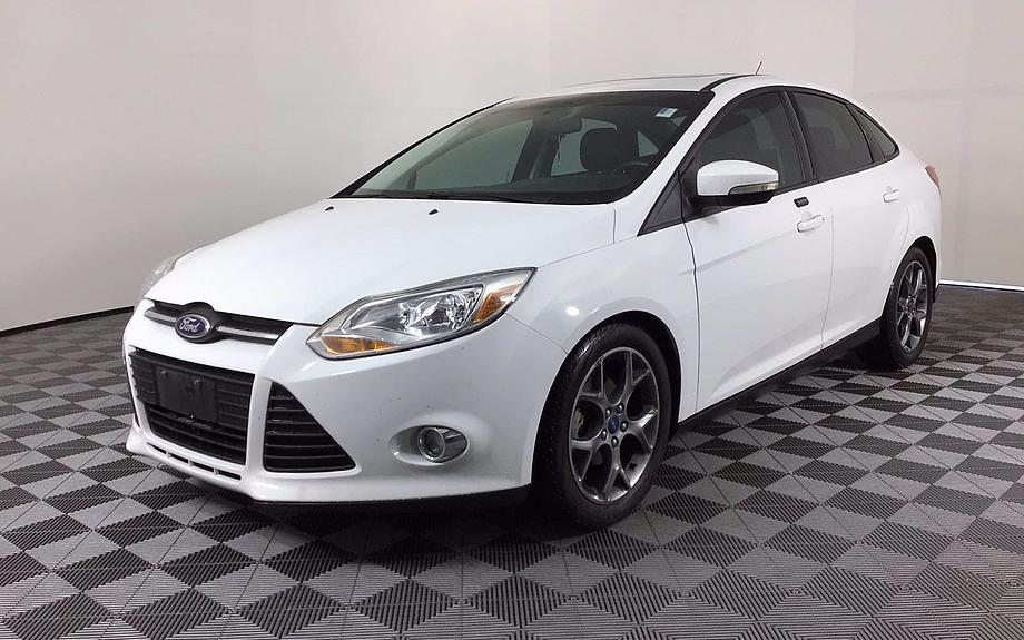 Pre-Owned 2014 Ford Focus