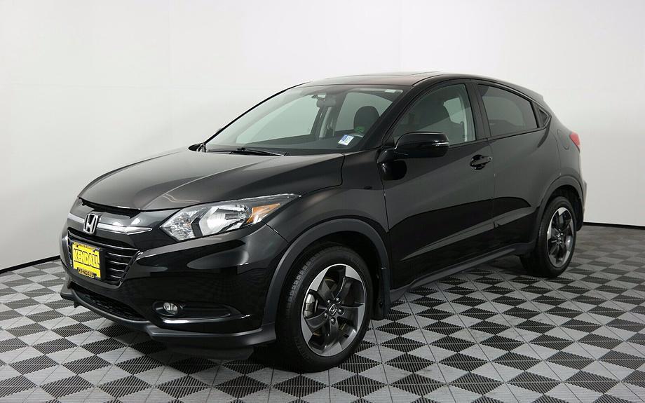 Pre-Owned 2018 Honda HR-V EX