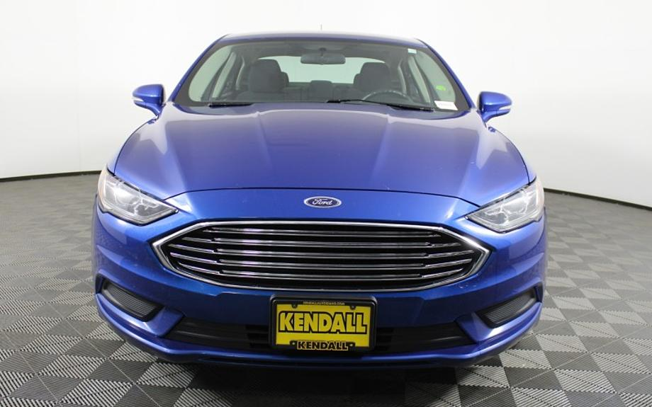 Used 2017 Ford Fusion - Kendall Ford of Meridian Meridian, ID