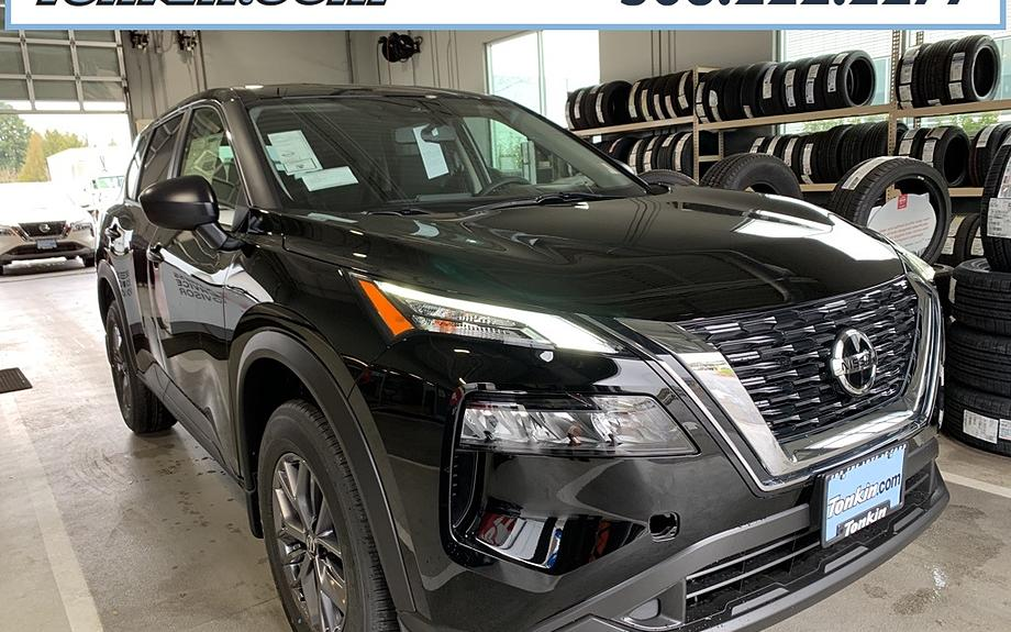 New 2021 Nissan Rogue - Tonkin2U Portland, OR