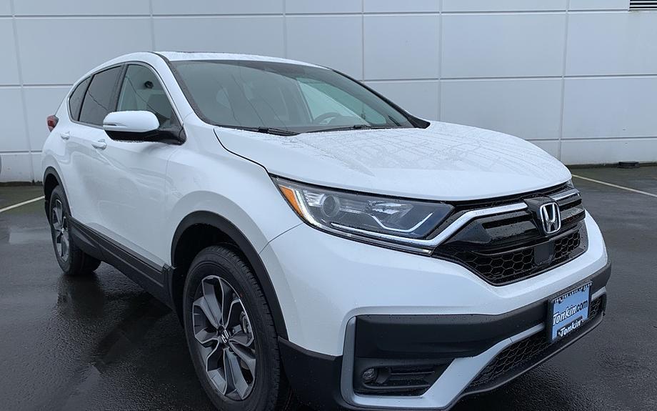 New 2021 Honda CR-V - Tonkin2U Portland, OR