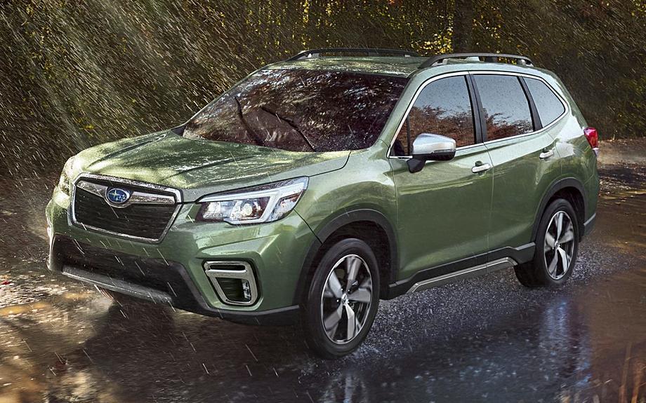 New 2021 Subaru Forester - Gresham Subaru Gresham, OR