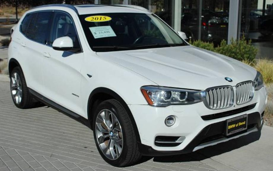 Pre-Owned 2015 BMW X3