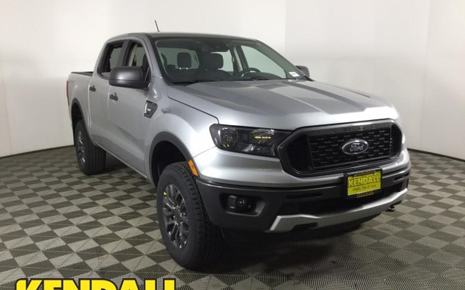 New 2021 Ford Ranger - Kendall Ford of Anchorage Anchorage, AK