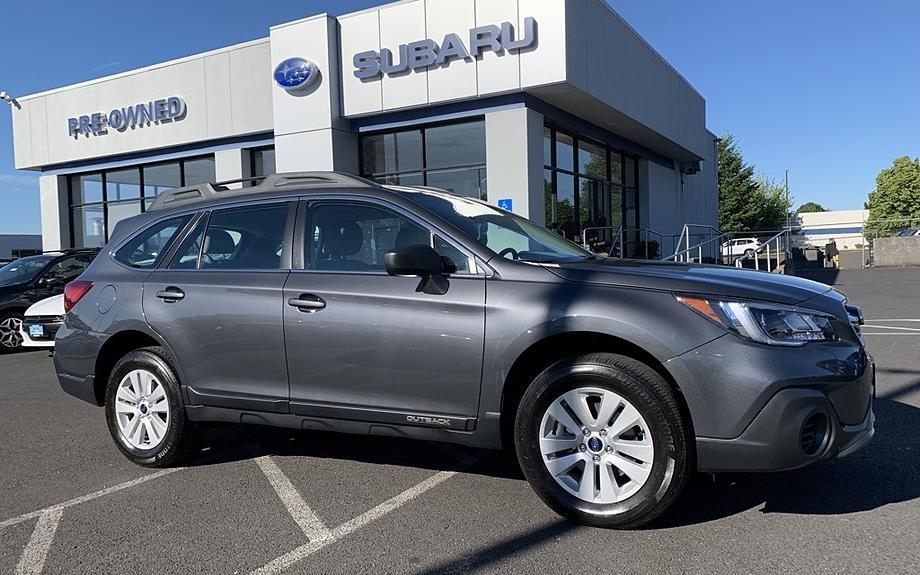 Used 2018 Subaru Outback - Gresham Subaru Gresham, OR