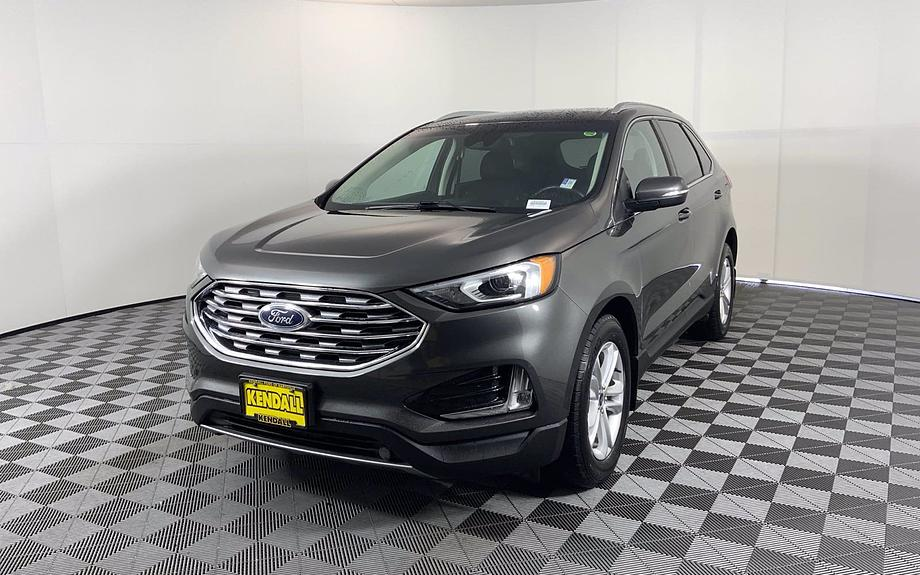 Certified 2019 Ford Edge - Kendall Ford of Marysville Marysville, WA