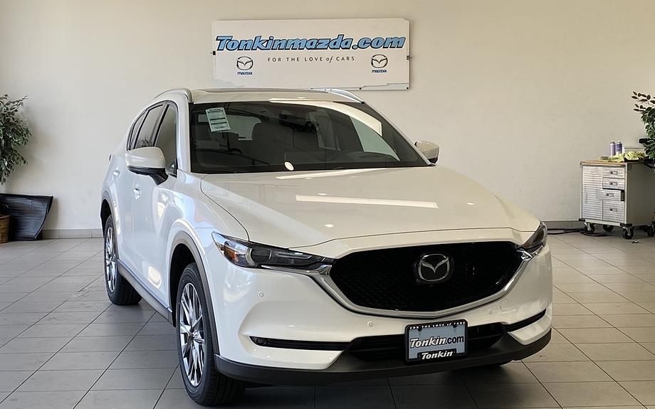 New 2021 MAZDA CX-5 - Ron Tonkin Mazda Portland, OR