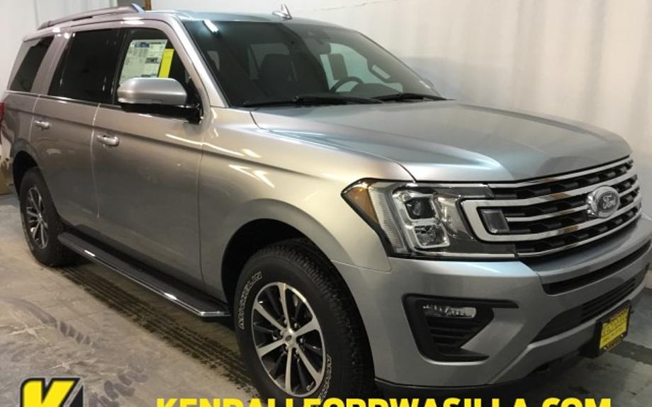 New 2021 Ford Expedition - Kendall Ford of Wasilla Wasilla, AK