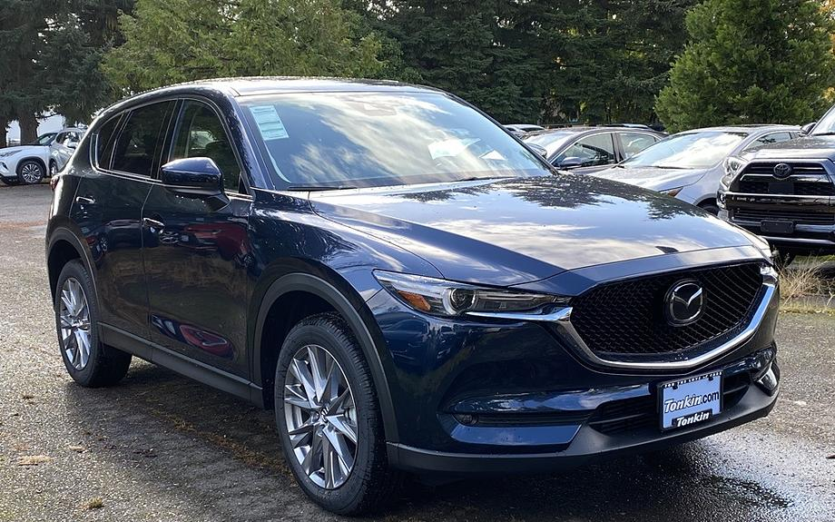 New 2021 Mazda CX-5 Grand Touring Reserve