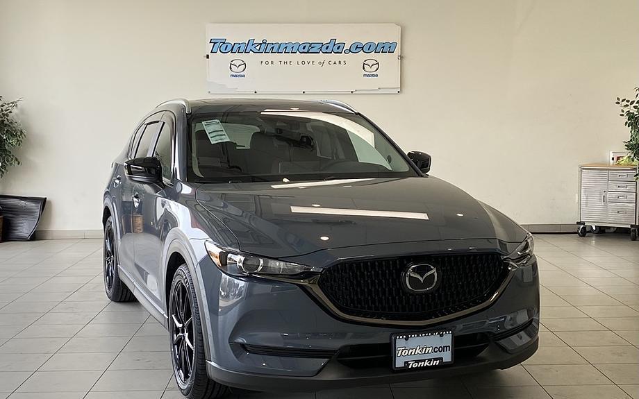 New 2021 MAZDA CX-5 - Tonkin2U Portland, OR
