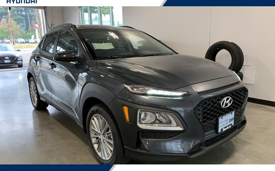 New 2021 Hyundai Kona SEL
