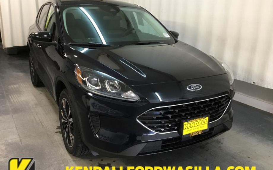 New 2021 Ford Escape - Kendall Ford of Wasilla Wasilla, AK
