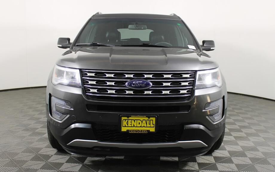 Certified 2016 Ford Explorer - Kendall Ford of Meridian Meridian, ID