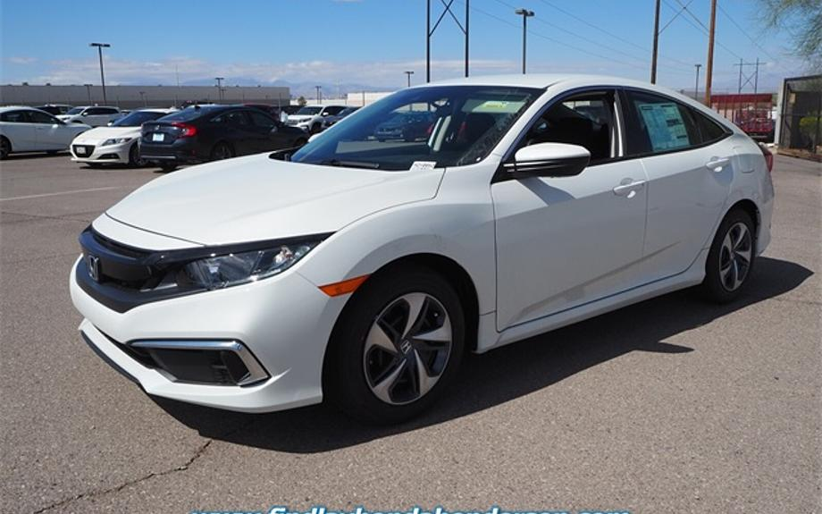 New 2021 Honda Civic Sedan - Findlay Honda Henderson Henderson, NV