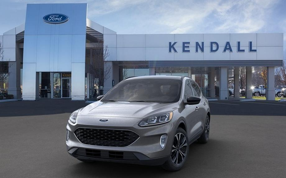 New 2021 Ford Escape - Kendall Ford of Meridian Meridian, ID