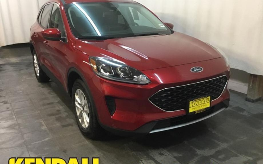 New 2021 Ford Escape - Kendall Ford of Anchorage Anchorage, AK