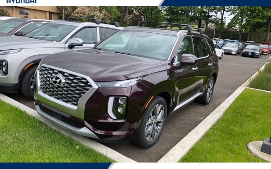 New 2021 Hyundai Palisade - Tonkin Gladstone Hyundai Gladstone, OR