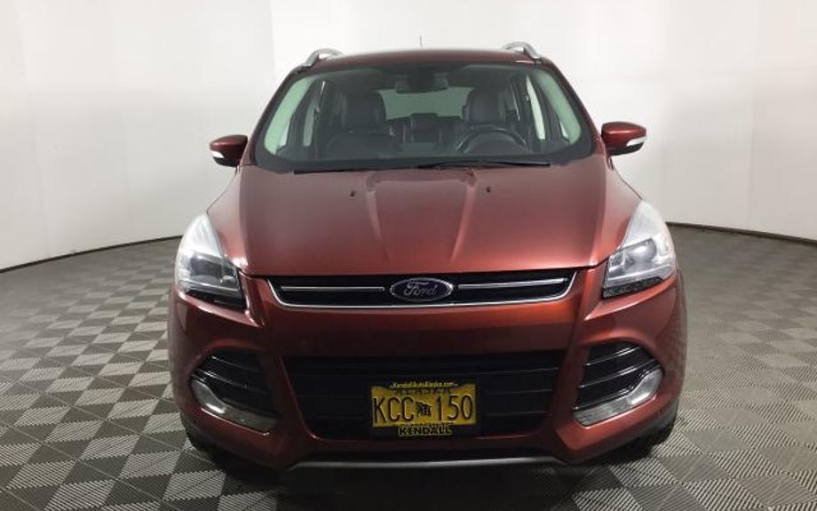 Pre-Owned 2015 Ford Escape