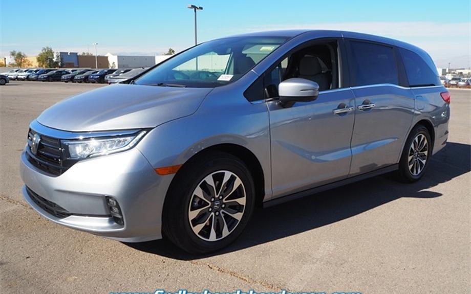 New 2021 Honda Odyssey