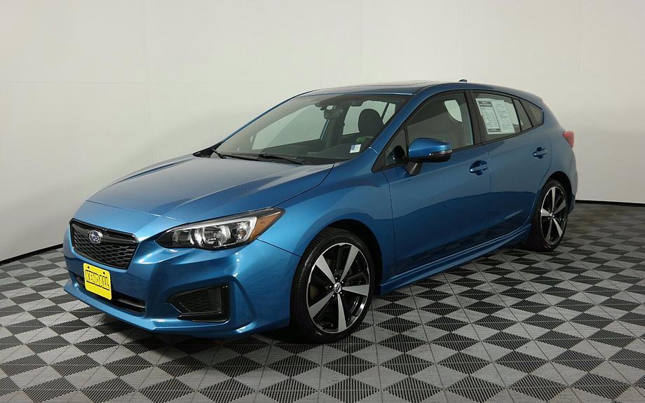 Pre-Owned 2018 Subaru Impreza Sport