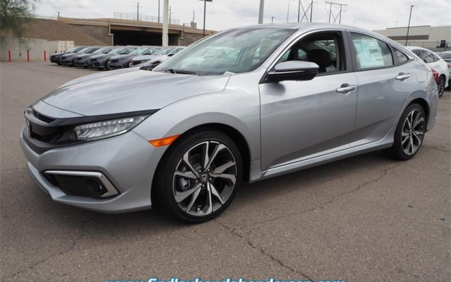 New 2020 Honda Civic Sedan