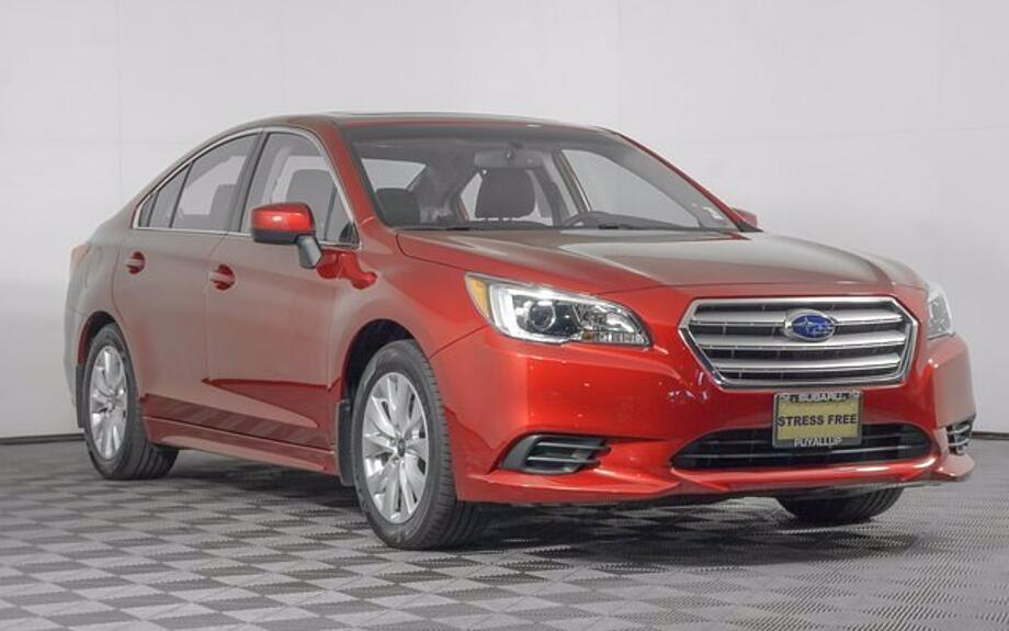 Used 2017 Subaru Legacy - Subaru of Puyallup Puyallup, WA